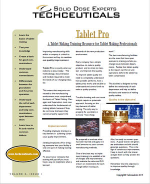 Tablet Pro - Free Training Resource
