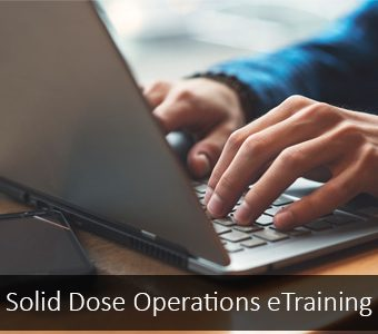 Solid Dose Operations eTraining